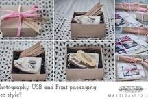 Photo Biz Inspiration / USB, packaging & print design for photographers