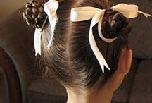 Girls' s hair / by Ashley Landeros