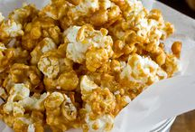 Popcorn...Chex Mix...Cereal Treats