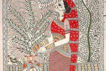 Mithila Art Inspiration