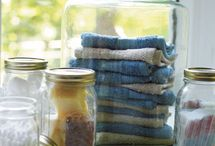 DIY Cleaning and Organizing Ideas / by Lisa Heath