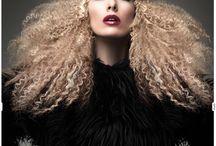 Salon Hair / by Ogle School Hair, Skin & Nails