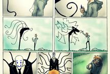 Slender & other Creepypaste