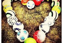 Soccer stuff / by Amy Strandberg