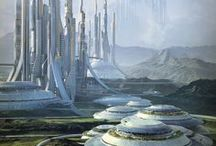 SciFi-Scapes