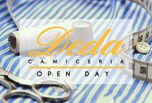 Deda / Sabato 14 Marzo 2015 #Camiceria #Deda - Open Day - 09.00-20.00 Via XX Settembre 52 - II Piano Saremo lì ad aspettarvi e mostrarvi il nostro nuovo Showroom