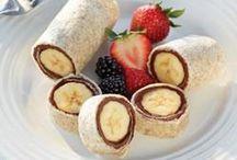 banana roll-up