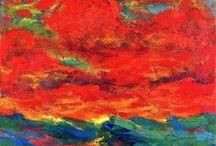 Painting. Emil Nolde