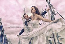 SESJA ŚLUBNA CHEŁM / Sesje ślubne w plenerze zrealizowane na terenie i w okolicach miasta Chełm