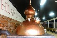 Richland Rum / Two Hoga pot stills. What can we say. Medals talk, right? http://www.richlandrum.com/awards.html Pot stills, hoga company; http://www.hogacompany.com
