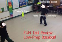 School: Testing Review Games