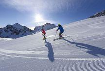 Winter auf über 1.100m / Auf über 1.100m Höhe fühlen sich alle Wohl. #tannheimertal