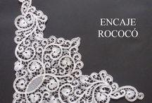 Encaje Rococó
