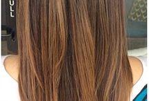 Anna hår