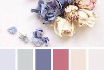 raffinate sfumature di colori...