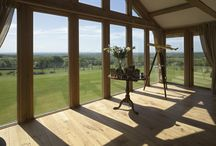 Oak and glass / Extension