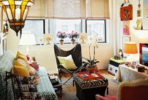Interior Style: Eclectic / by Kyra Williams
