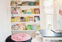 Dreaming of a Playroom / Design inspiration for #nodrealfamily August feature of Jane Pope Cooper's playroom.
