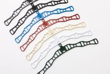 Sheila Maid ® Rack Ends / A showcase of the fabulous and colourful rack ends from Sheila Maid ®