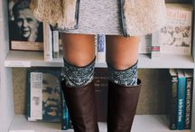 Boots and Shoes / by Jenny Finch