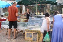 envie de gourmandise...sur le marché fermier de Beauville / Découvrez les produits locaux en plein cœur du Pays de Serres sur le marché fermier de Beauville le dimanche matin en juillet et en août.