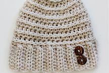 General knitting/crochet articles