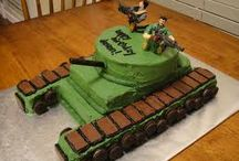 Justin's cake!