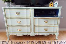 DIY~Furniture / by Denise Cooper