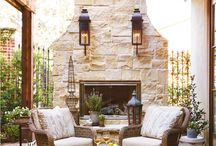 Outdoor Rooms-New Country French