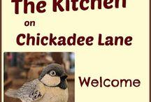 Chickadee Lane Kitchen blog