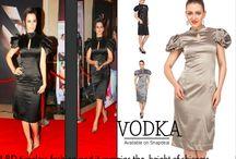 VODKA Party Dresses