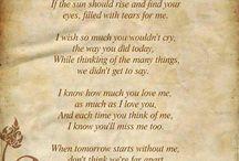 In Lovingly Memory