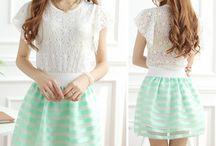 Faldas de Moda / Aquí podrás encontrar gran variedad de estilos de faldas ideales para ti