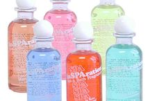 Scents for Hot Tubs and Spas