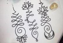 Spiritual Tatoo Drawing