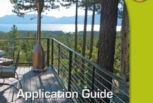 """DIY Cable Railing Kits / Cables are ready-to-install in your deck, patio, balcony, stairs or other diy railing projects.  All stainless steel cable railing assemblies come with cable railing hardware fittings for both ends of your cable run, all washers and fasteners necessary, 1/8"""" or 3/16"""" diameter type 316 stainless steel cable, and installation instructions."""