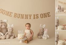 Theme: Some Bunny is ONE