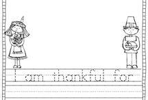 School Stuff-Thanksgiving