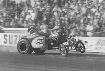 Vintage drag racing / by Scott money