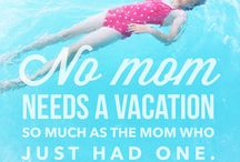School holidays. / A place to come for ideas for the school holidays from Martha Beck Certified Life Coach, Deborah Chalk