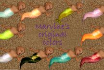 Sims 2 Mermaid
