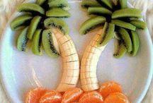 Fruit / Fruitpalmboom