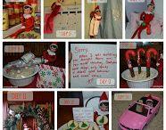 Elf On Shelf / by Allison Losee-Yarbrough