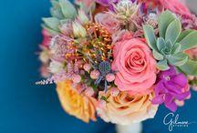 Weddings - Floral decor & bouquets