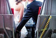 pilot wedding