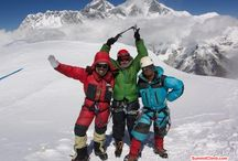 #Season's #Greetings to you and yours from sunny friendly #Nepal. / #Season's #Greetings to you and yours from sunny friendly #Nepal. More @ www.SummitClimbNewsletter.com