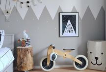 KIDS ROOM - INSPIRATION