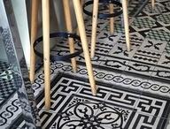flooring ceramic tiles / #interior #design #style