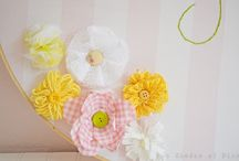 Hand made - цветы