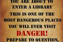 Your Library - what a wondrous place